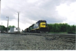 CSX 7522 on L691